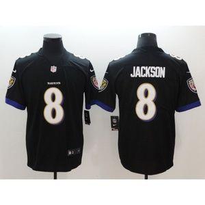 Youth Baltimore Ravens Lamar Jackson Jersey (4)